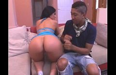 Mature Brunette Fresh Mom Chooses To Fuck A Black Man Touching Her Pussy