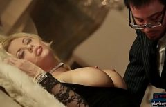 Adult Movie Love On Hidden With A Blonde With Big Nipples