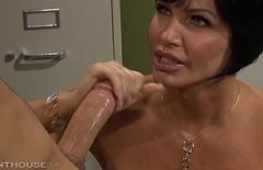 The Table Is Fucked By Her Own Son Who Gets His Cock Up And Rapes Her