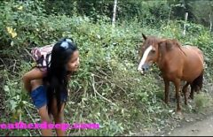 Young Blonde Perfectly Penetrated With A Long Cock Porn Movies With Animals Horses