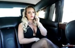 Luxury Pussies That Are Fucked In The Car